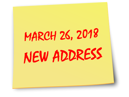 March 26, 2018: demmel products' new company address.